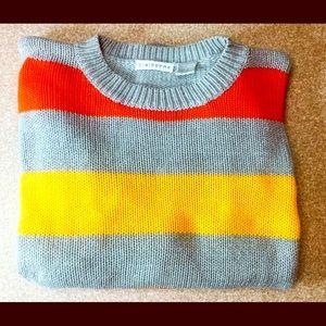 Vintage Knit Men's Size Medium Claiborne Sweater